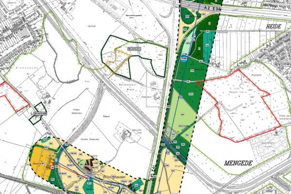 Landschaftschaftsbildanalyse